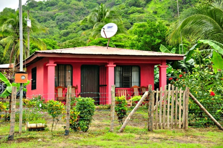 red tico house